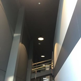 verven muren en plafonds op hoogte