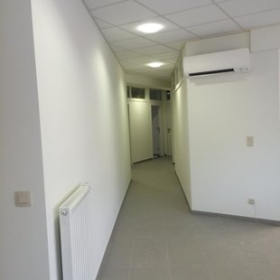 volledige verfbeurt kantoorruimte